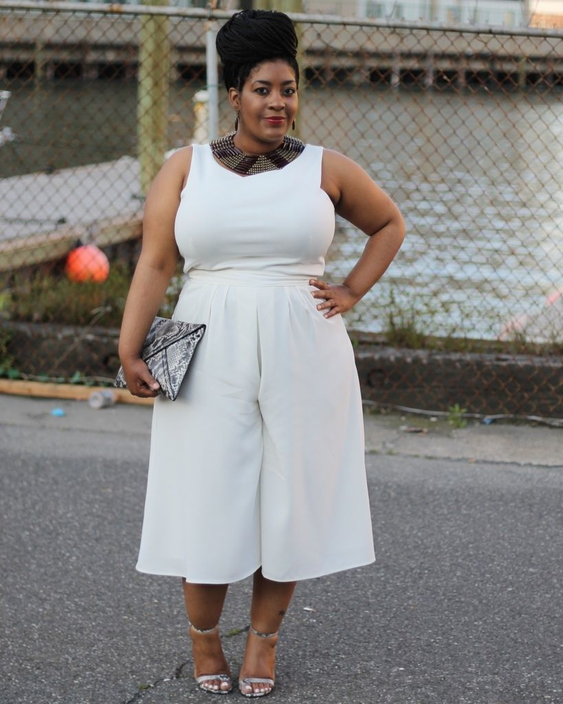 plus size all white outfits - google search | ♡ my style