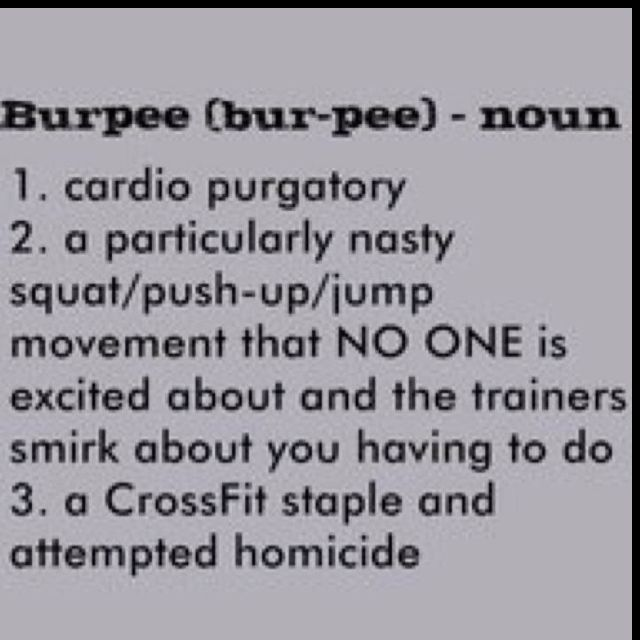 Image result for Burpee memes