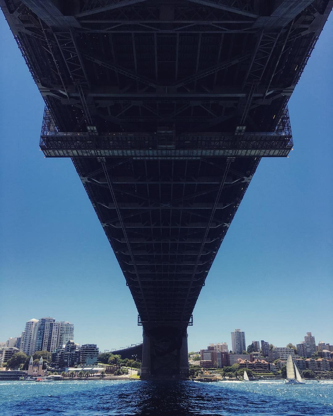 #sydney #sydneyharbourbridge by __mrk__ http://ift.tt/1NRMbNv