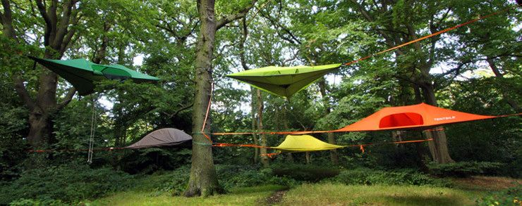 These Tentsile tree tents make a great portable home when youu0027re on the go & These Tentsile tree tents make a great portable home when youu0027re ...