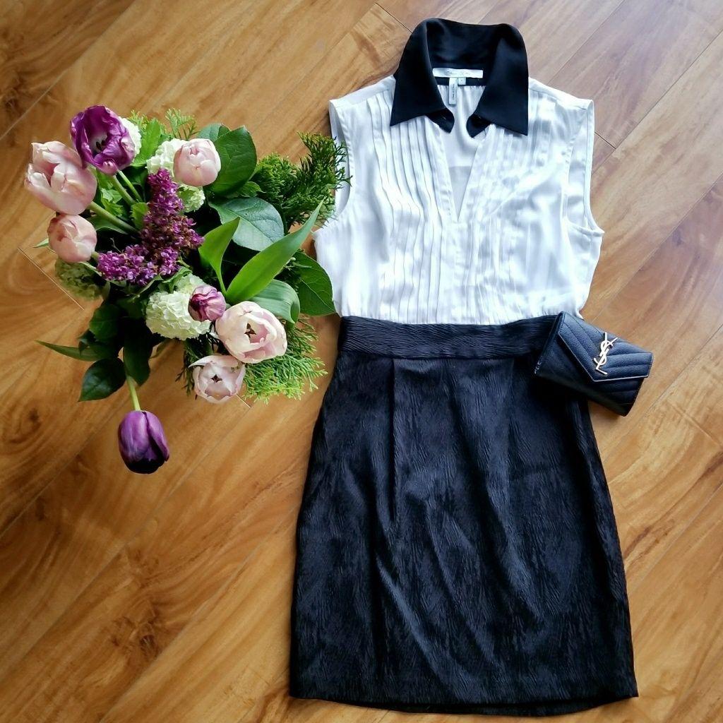 Tuxedo style dress products