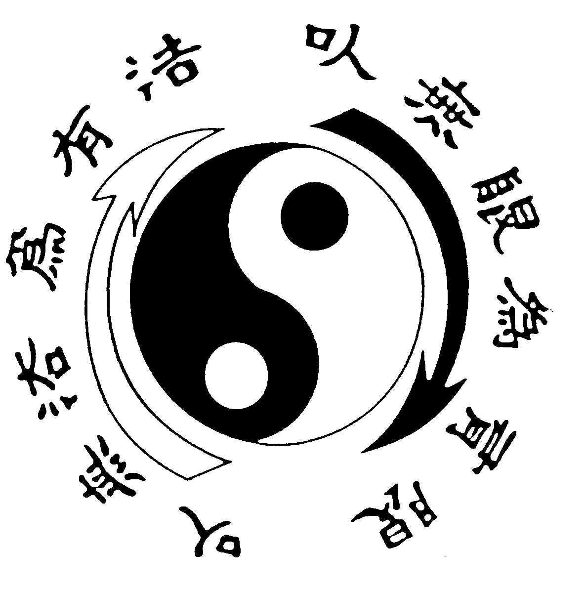Jeet kune do symbol