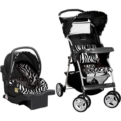Cosco Lift & Stroll Travel System, Choose Your Pattern | Travel ...