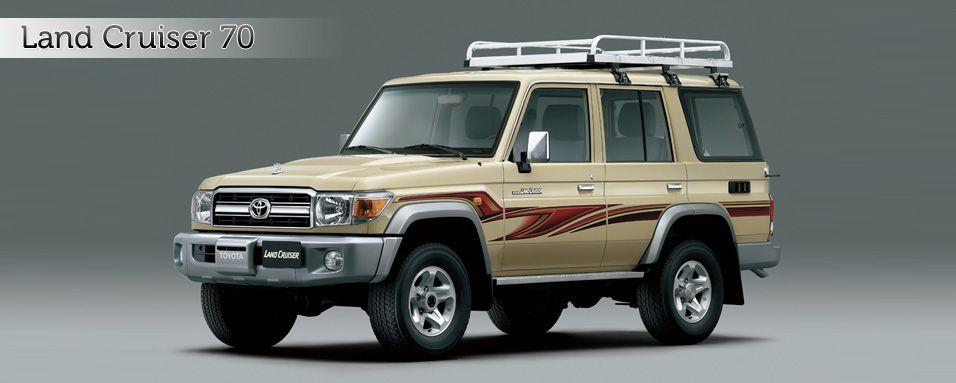 You Can Get These Brand New All Over The World Not In The U S Vehicle Gallery Land Cruiser 70 Toyota Land Cruiser Land Cruiser Toyota Land Cruiser Prado