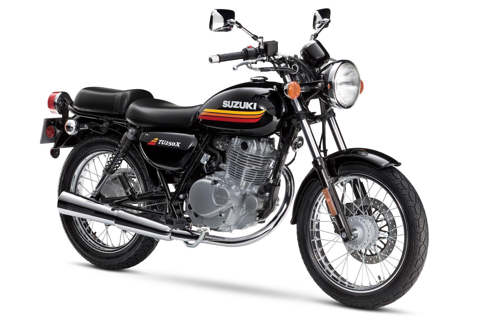 Image result for Suzuki TU250X (With images) Suzuki