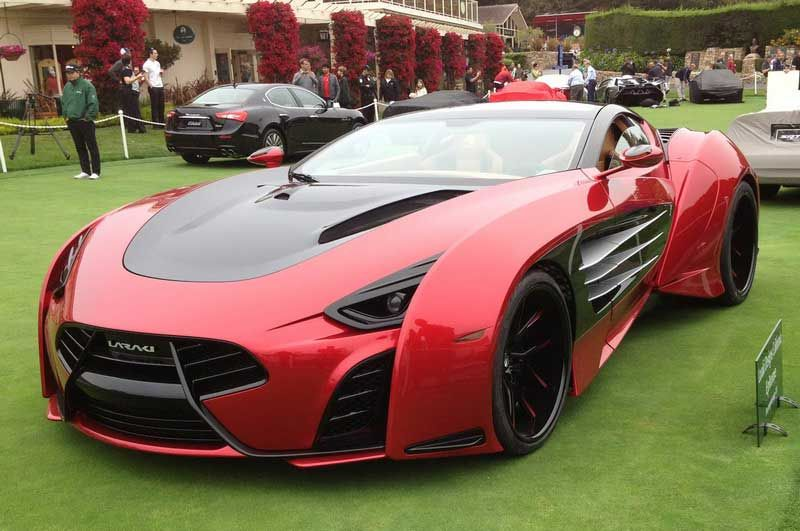 Laraki Epitome Moroccan Super Car Autos Voice Super Cars World Expensive Car Cars