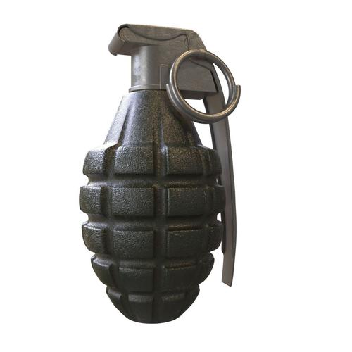 Mk 2 Frag Grenade 3d Model Grenade Military Guns 3d Model