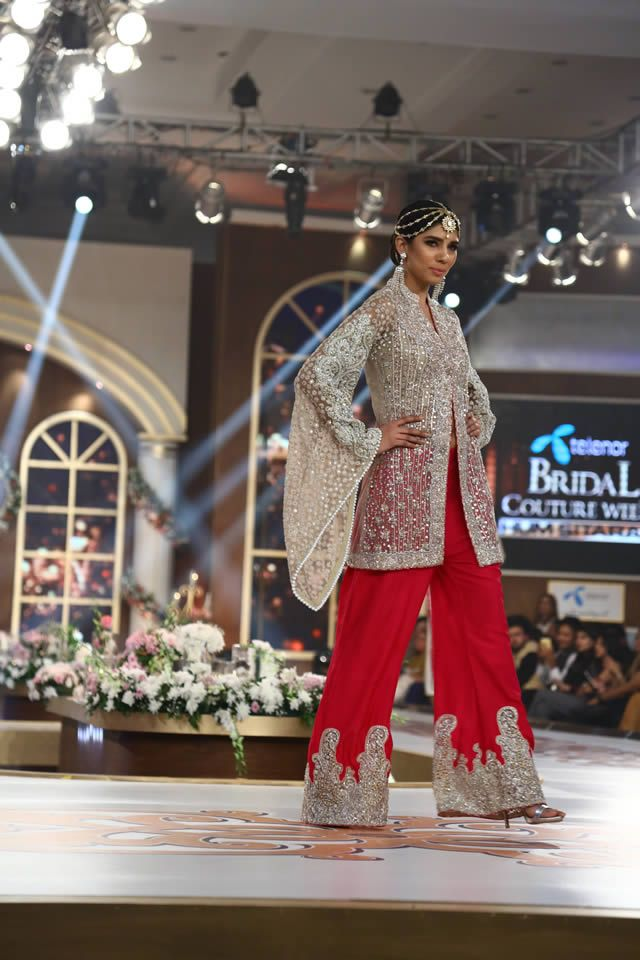 Bridal Couture Week 2015 Zainab Chottani Formal Collection Pictures