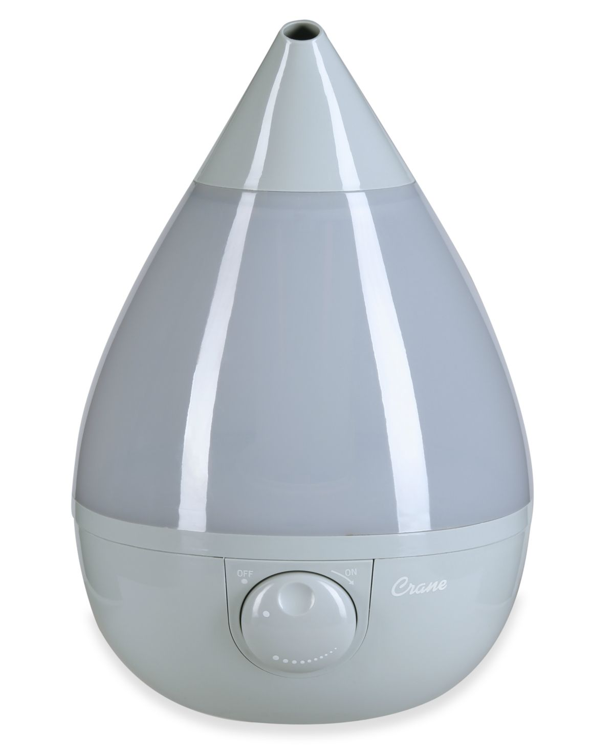 Crane Drop Ultrasonic Cool Mist Humidifiers & Reviews