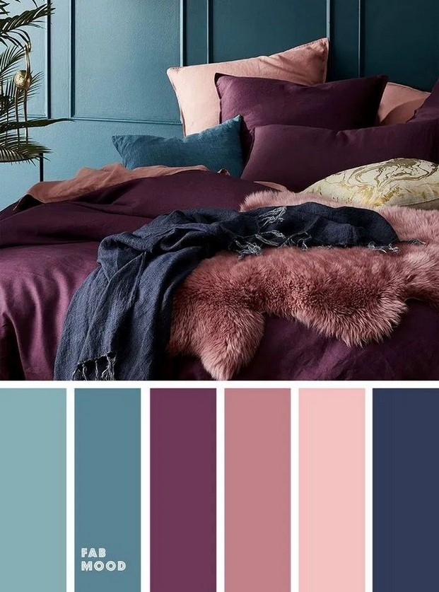 Top Small Bedroom Inspirations Color Schemes Whether You Introduce Those Pops Of Master Bedroom Color Schemes Master Bedroom Colors Bedroom Color Schemes