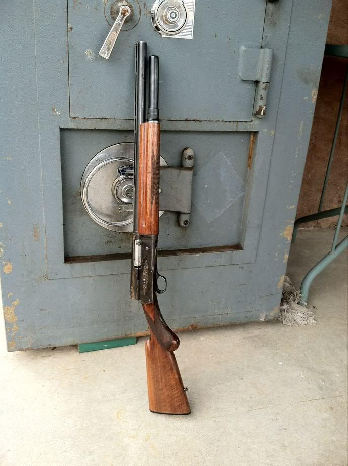 Pin On Shot Gun