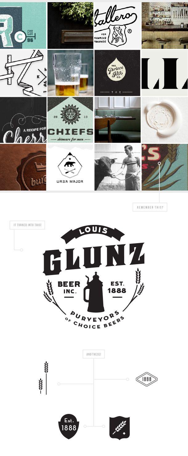 jessica + jim zimmer design work   Typo   Pinterest   Brand identity ...
