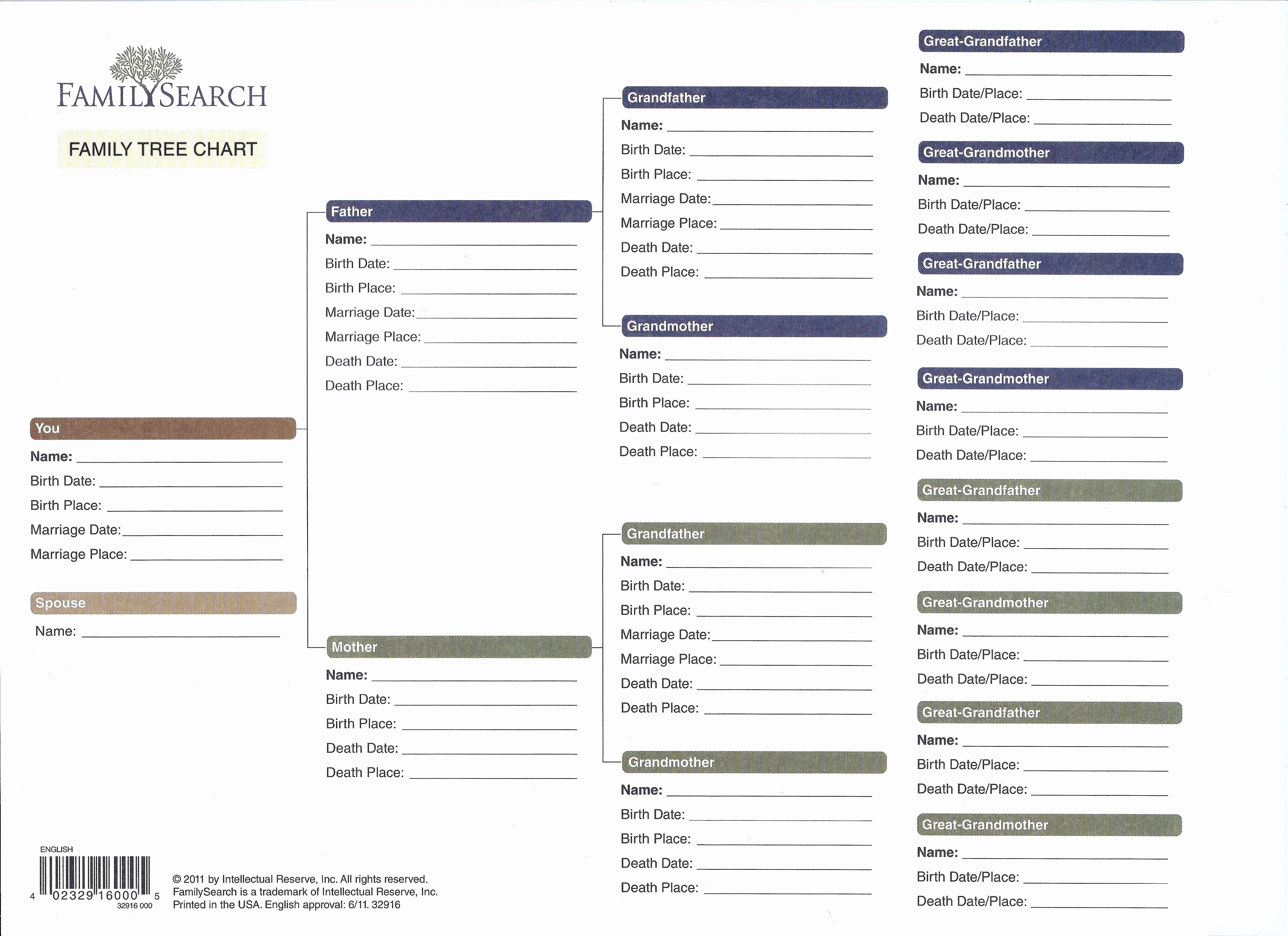 10 Generation Family Tree Template Excel High Class 12 13 Family