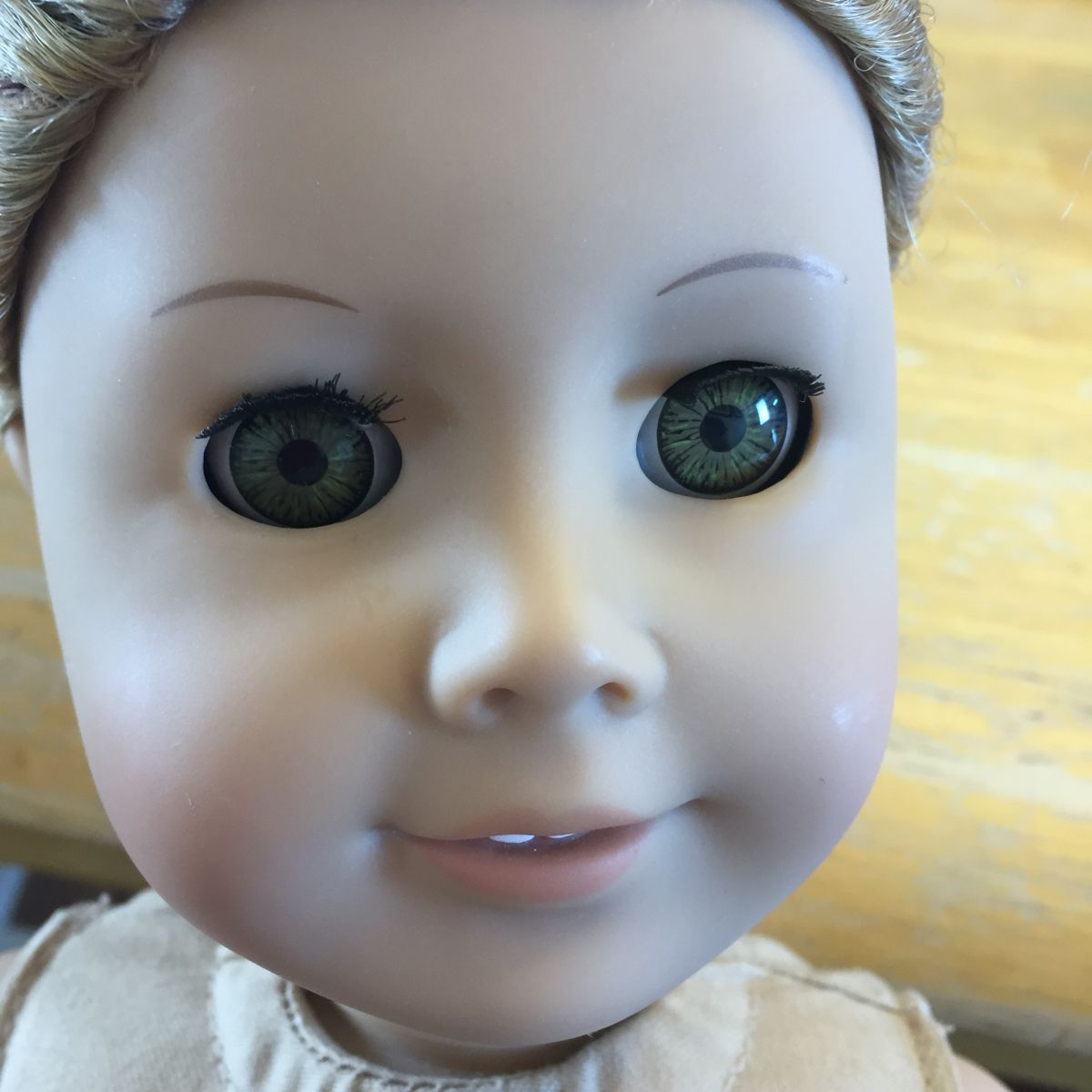 How to Fix Your Doll's Bent Eyelashes | Diy doll ...