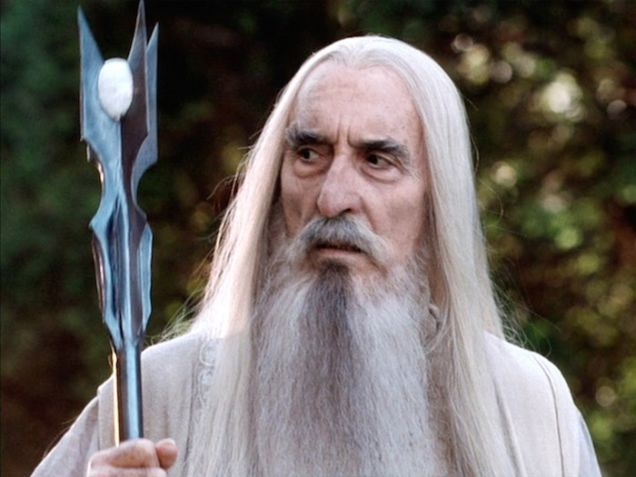 22 Incredible Facts About The Life And Career Of Sir Christopher Lee Lord Of The Rings Gandalf The White The Hobbit