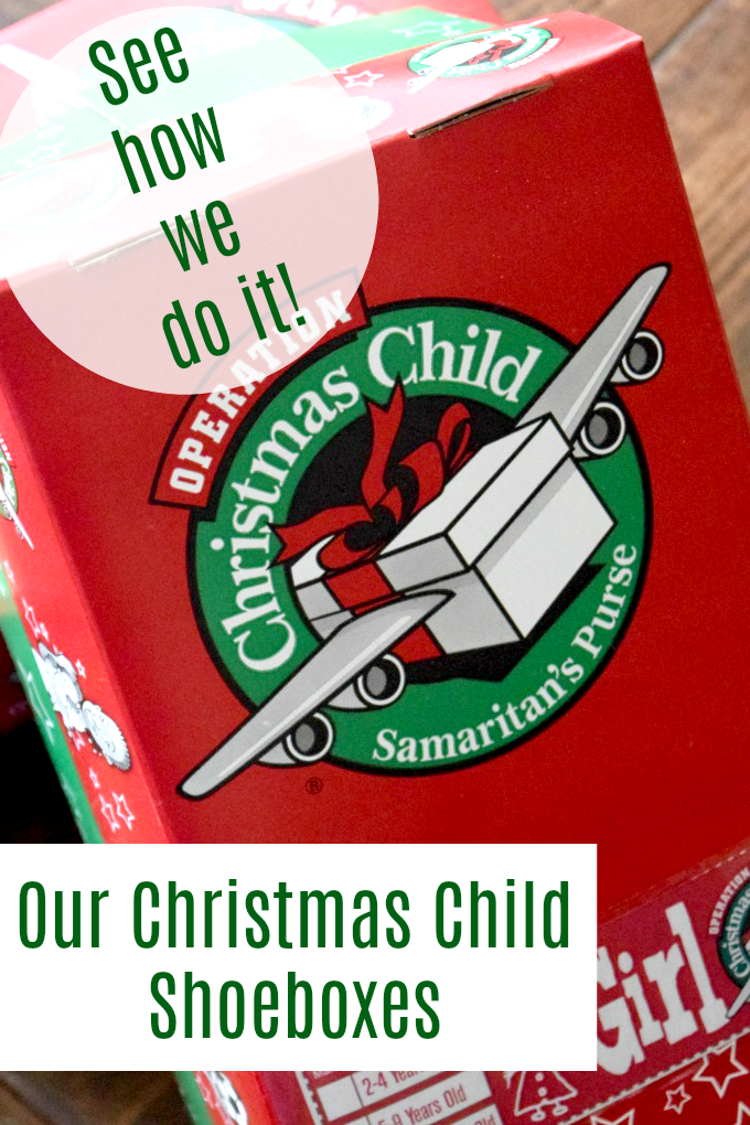 Our Operation Christmas Child Shoeboxes This Little Home Of Mine Operation Christmas Child Kids Christmas Gift Suggestions