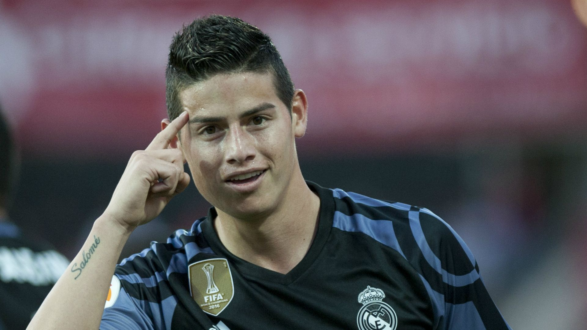 James rodriguez to man utd real madrid star snubbed for champions