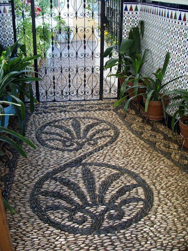 Garden Pathway Walkways Stone Paths