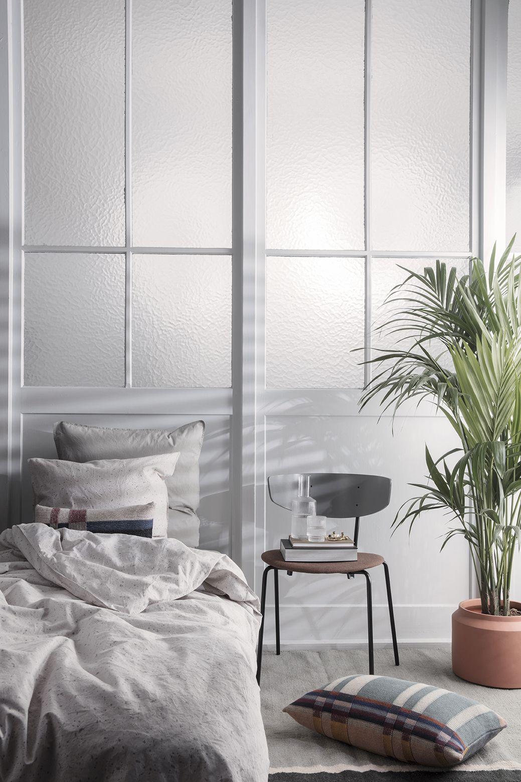 ferm living medley strick kissen 40 x 25 cm dunkelblau schlafzimmer pinterest bett. Black Bedroom Furniture Sets. Home Design Ideas