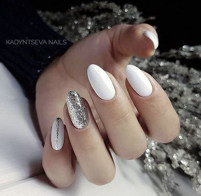 22 + What Everybody Dislikes About White Nails and Why - Pecansthomedecor