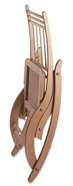Folding Rocking Chair Plans Lee Valley Tools Rockingchair