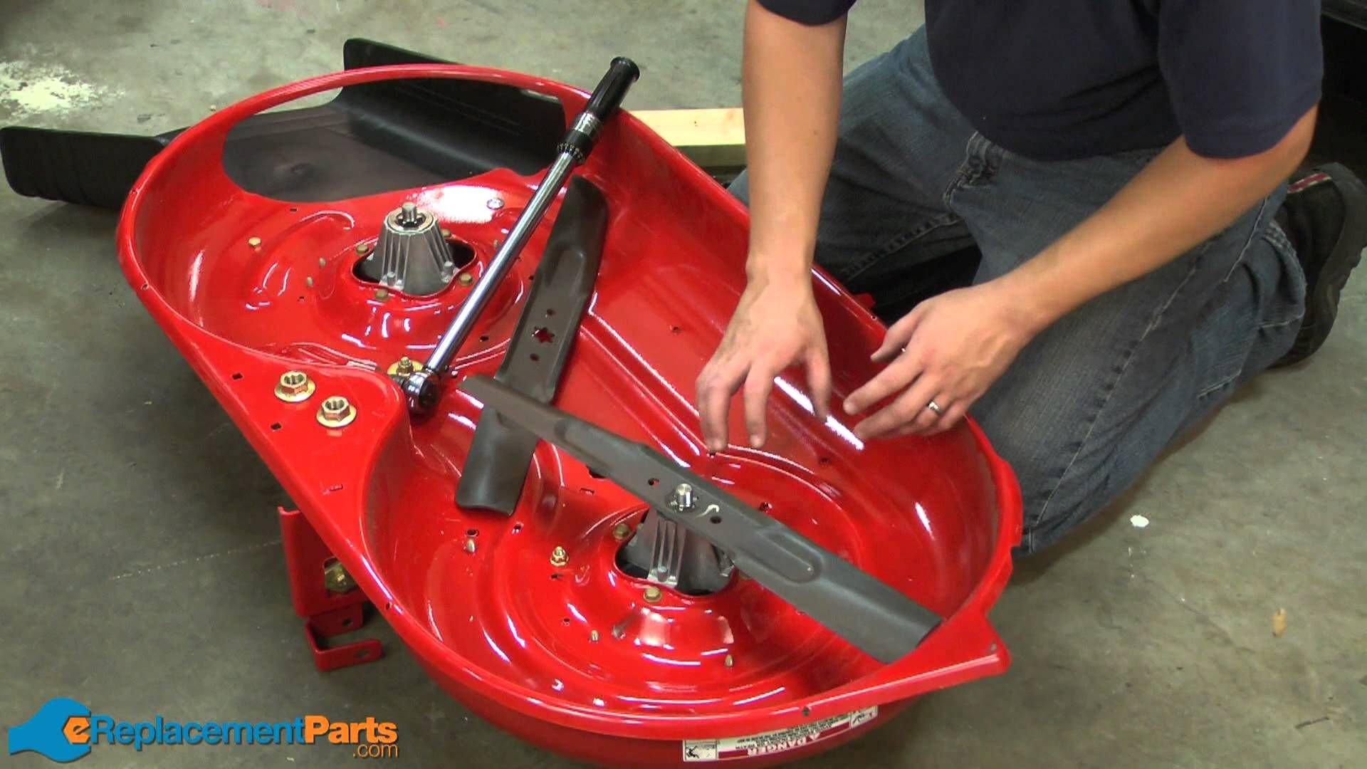 How To Sharpen The Blades On A Lawn Tractor Lawn Tractor Tractors Lawn Mower Maintenance