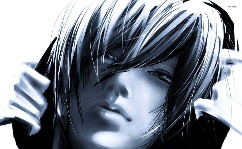 Anime boy HD Wallpaper | Emo wallpaper, Cool anime wallpapers, Anime wallpaper download