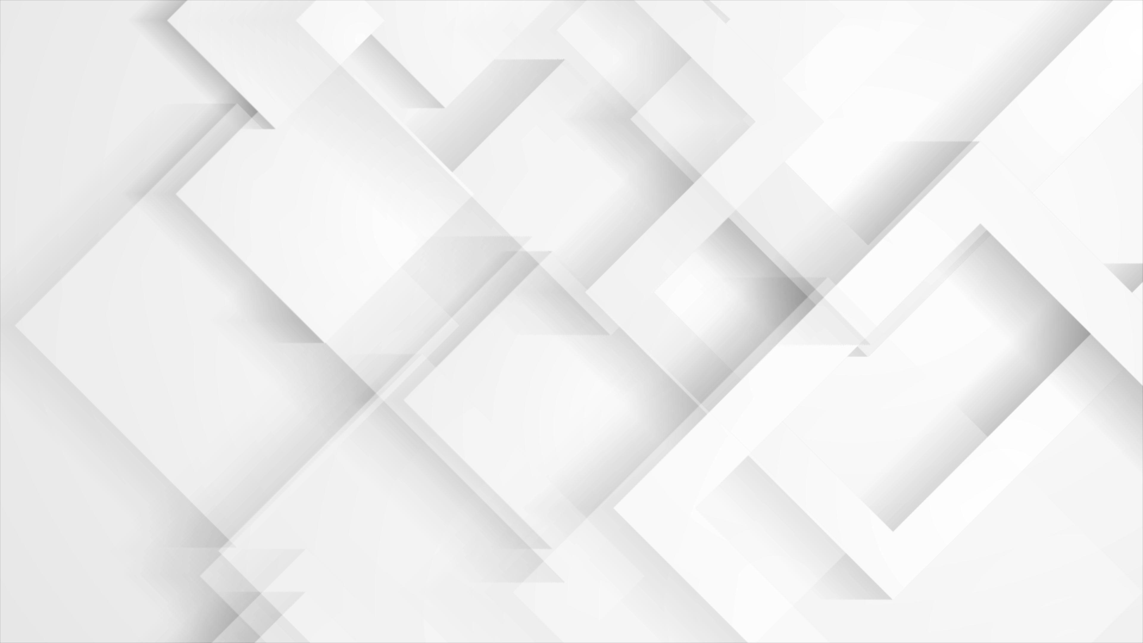 Abstract light grey technology geometric video animation