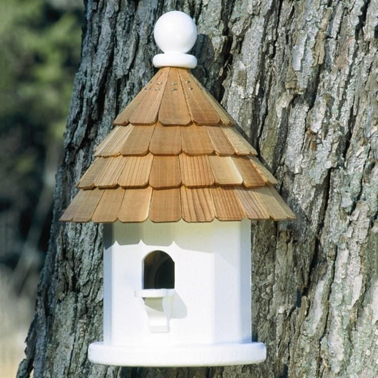 Lazy Hill Farms Designs Back Porch Wren Bird House Decorative Bird Houses Bird House Wren House