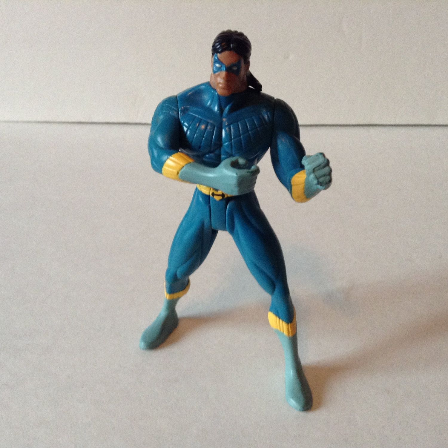Kenner Legends of BATMAN Nightwing Robin Action Figure by afunspottoshop on Etsy