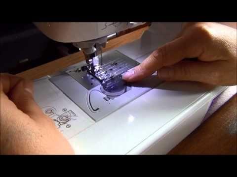 Aprende a manejar tu máquina de coser - YouTube | Aprender