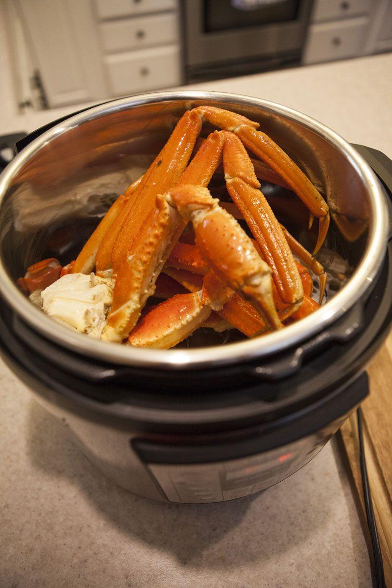 Instant Pot Steamed Crab Legs Recipe Instant Pot Steam Steamed Crab Legs Instant Pot Dinner Recipes
