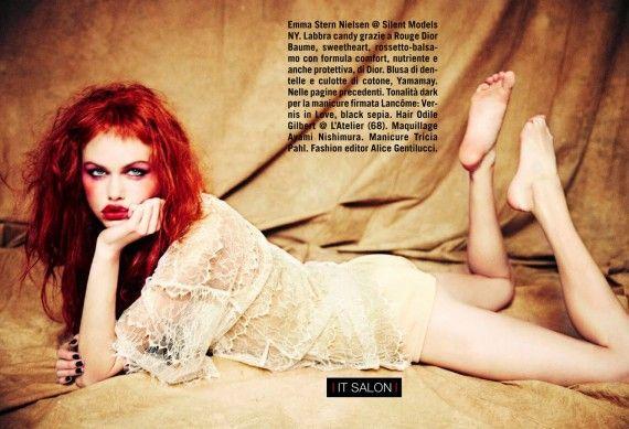 Emma-Stern-Nielsen-&-Line-Brems-by-Ellen-Von-Unwerth-for-Vogue-Italia-December-2014-3