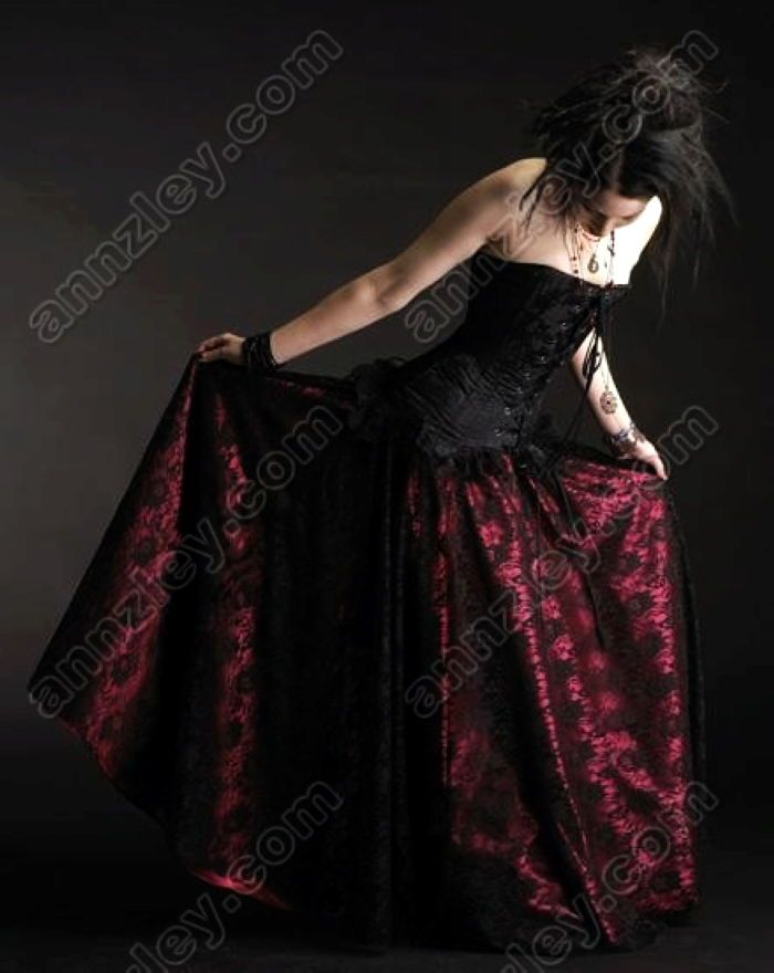 Sexy Womens Vintage Black Lace Prom Evening Dresses 2013 Plus Size