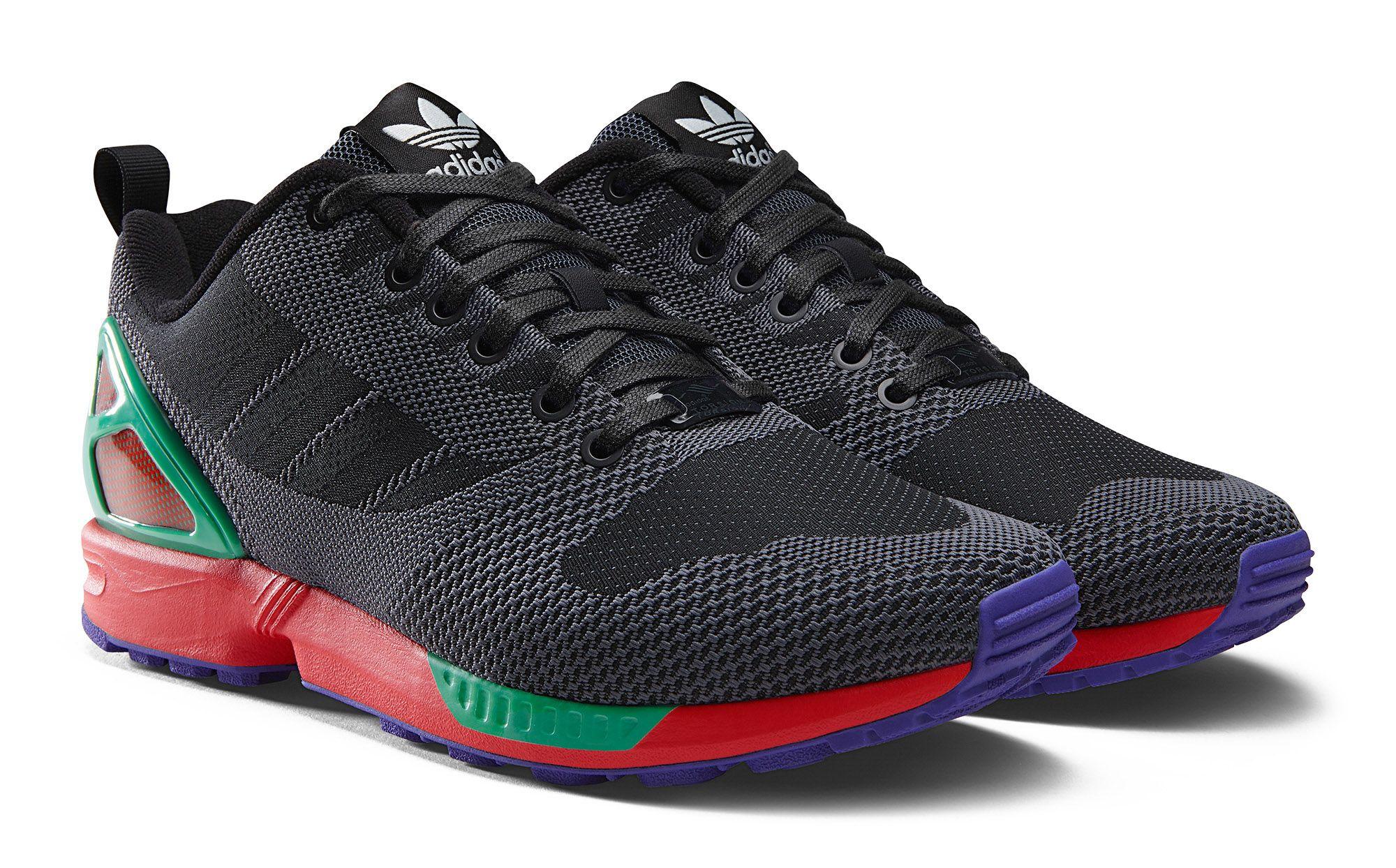 adidas Originals mi ZX FLUX Weave – Pride of the 000s Series