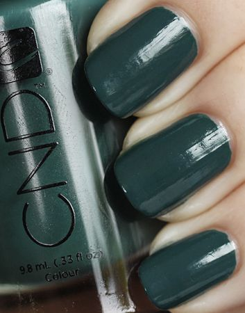 Wish for Shellac -- CND's Urban Oasis