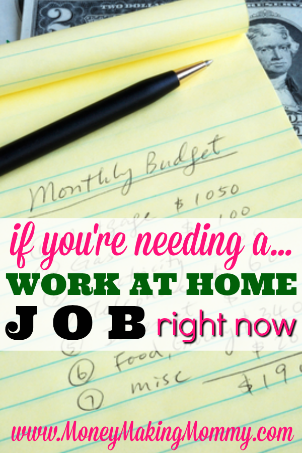 legitimate work from home jobs hiring right now
