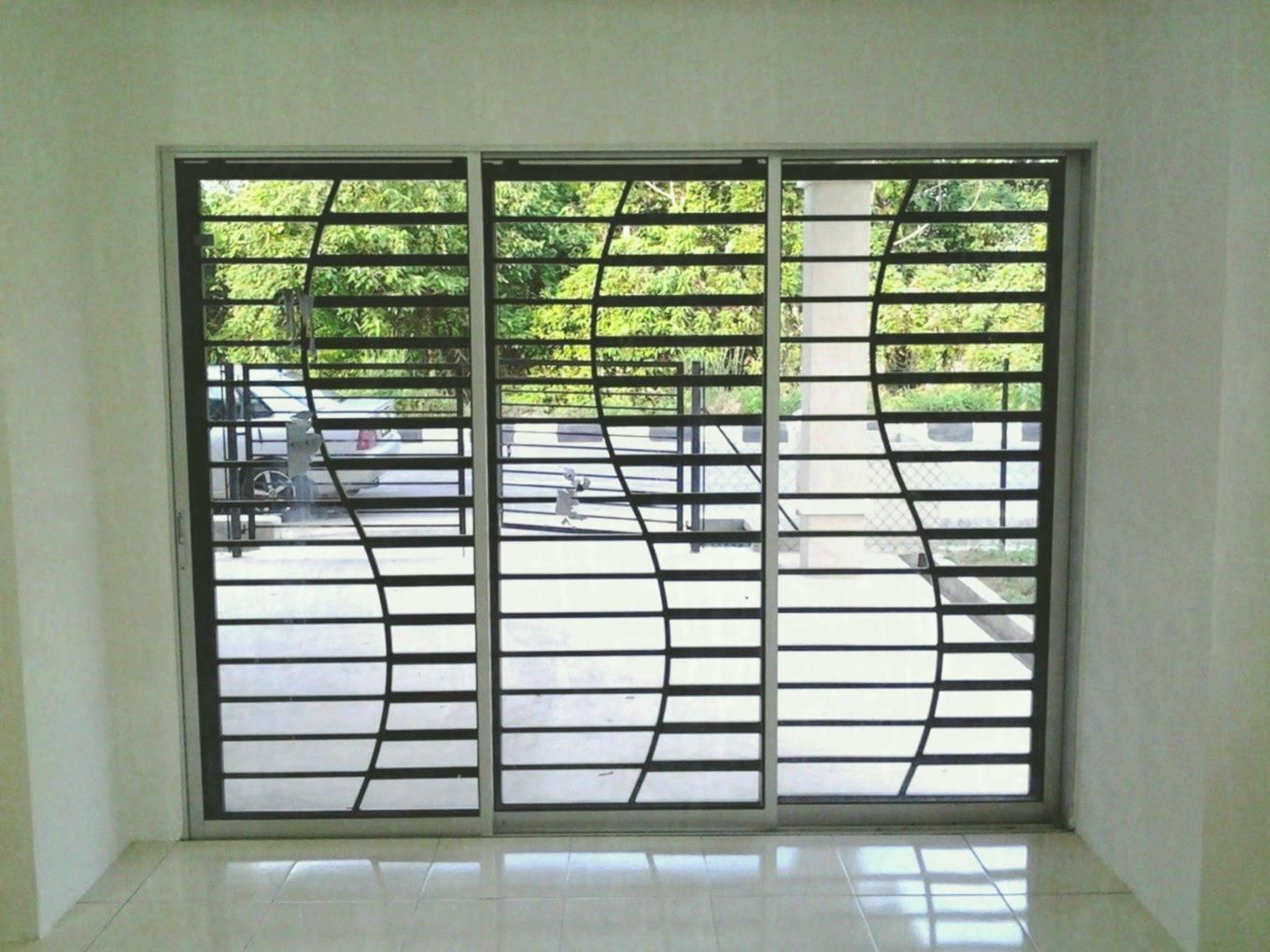 Fancy Grille Design Malaysia Modern House With Stainless Steel