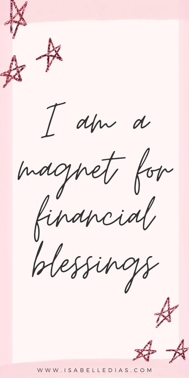 Positive Abundance & Money Affirmation Quotes