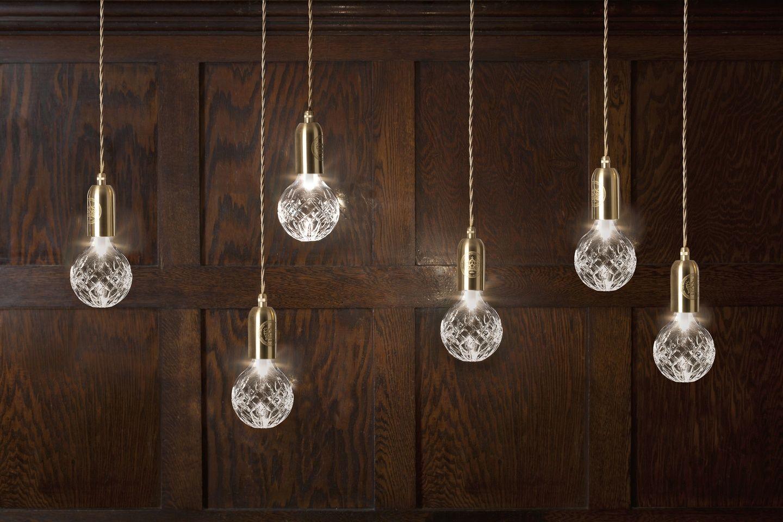 Clear Crystal Bulb pendant by Lee Broom u2014 ECC Lighting u0026 Furniture & Clear Crystal Bulb pendant by Lee Broom u2014 ECC Lighting u0026 Furniture ...