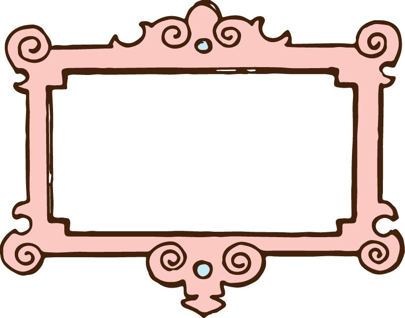 vgosn vintage frame border clipart colored 2 perfectly printable rh pinterest co uk flames clipart frames clip art free