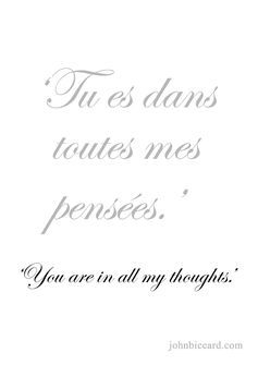 Paris In Fashion Daily French Love Quotes French Words Quotes French Quotes