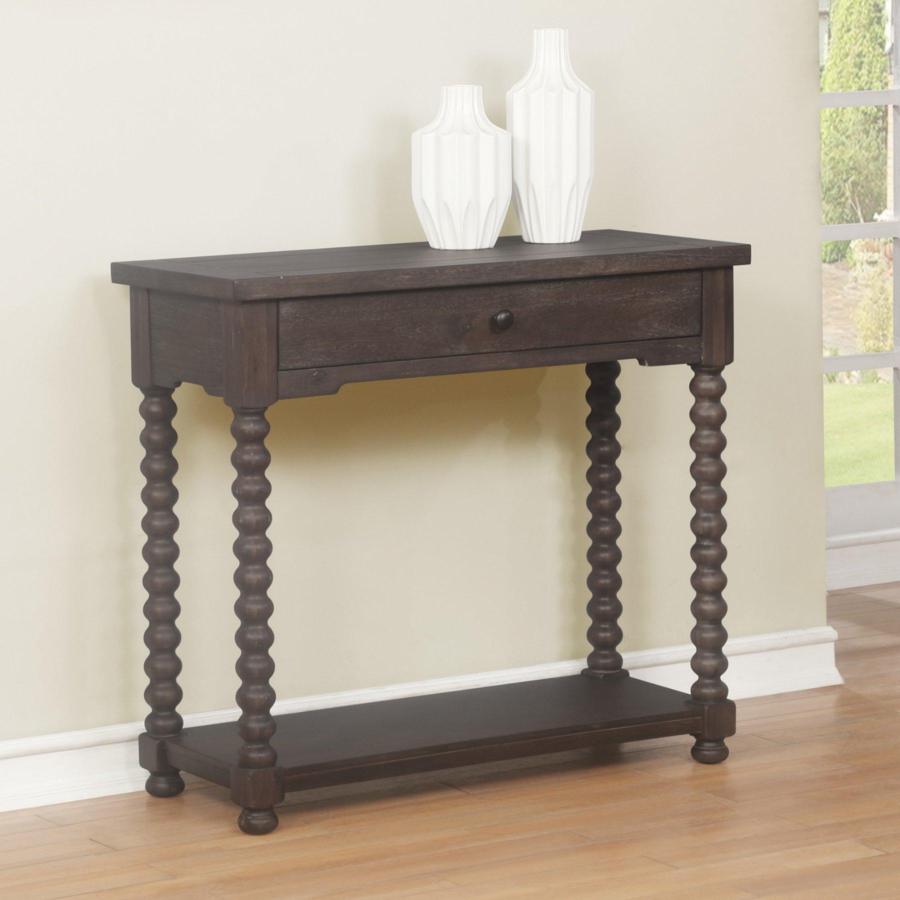 Linon Joanna Console Table  Sp04Abrn01U
