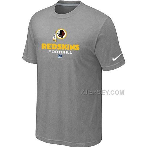 http://www.xjersey.com/washington-redskins-critical-victory-light-grey-tshirt.html Only$26.00 WASHINGTON REDSKINS CRITICAL VICTORY LIGHT GREY T-SHIRT Free Shipping!