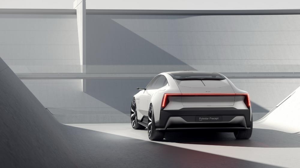 Polestar Precept This Techy EV Concept Previews The Brand