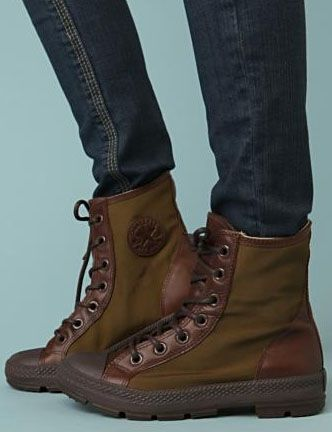 Converse All Star Lady Outsider boot $90 | _ +. things i