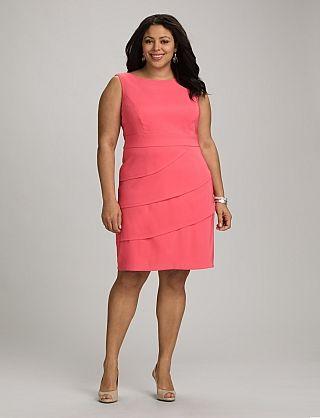 dress barn dresses | WOMEN\'S PLUS SIZE CLOTHING SIZES 14-24 ...