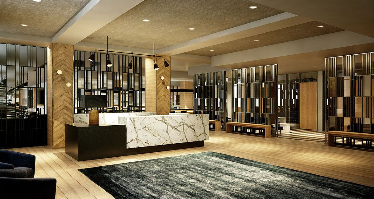 Equinox Sports Club New York Upper West Side Luxury Gym Architectural Inspiration Interior