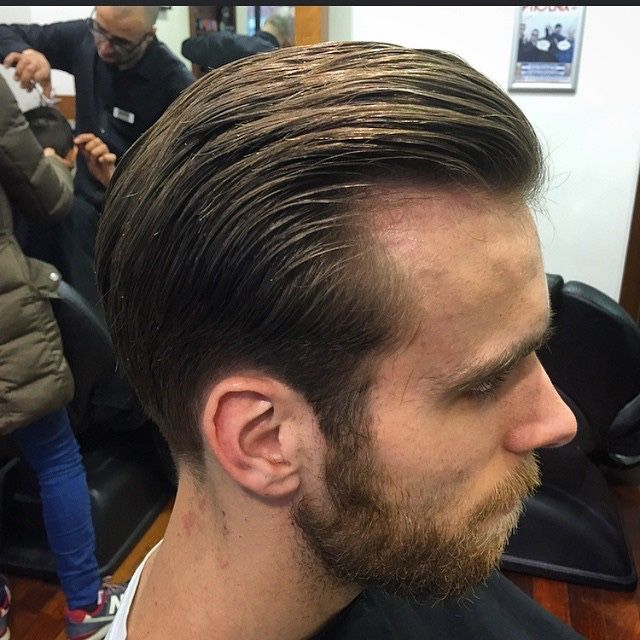 scissor fade haircut not all fades all scissor cut on this gent 3844
