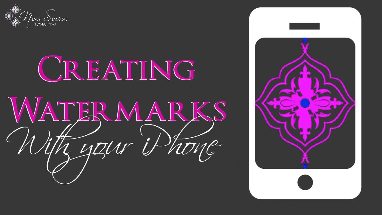 Best Watermark App How to add a logo watermark with an